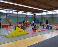 Nouvelle activité pour les tout-petits : la Baby-Gym